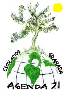 Logo Agenda 21 Escolapios
