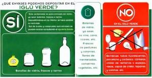 reciclado verde