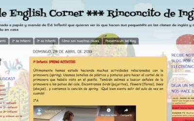 El rinconcito de Inglés - Little English Corner